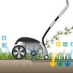 benzin Vertikutierer funktion